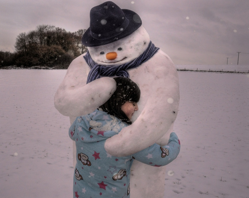 Что символизировал снеговик в прошлом (22 фото)