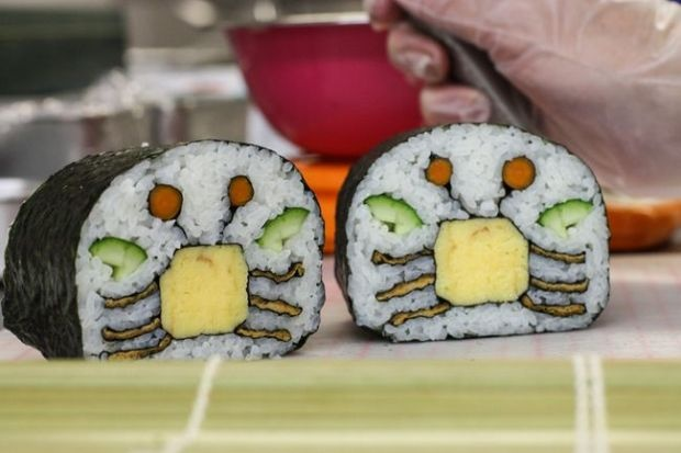 Японское искусство: 30 лучших роллов и суши (30 фото)