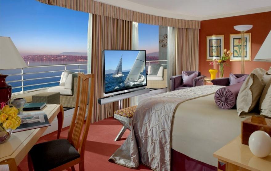 Самый дорогой гостиничный номер в мире (13 фото)