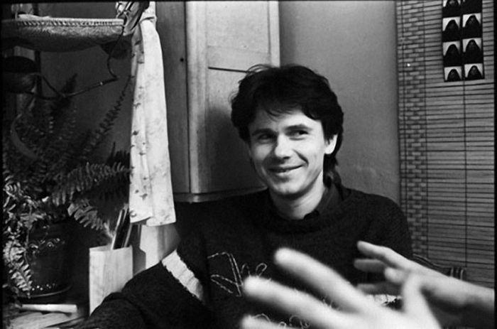 Кадры из жизни звезд российского рока. Часть 2 (41 фото)