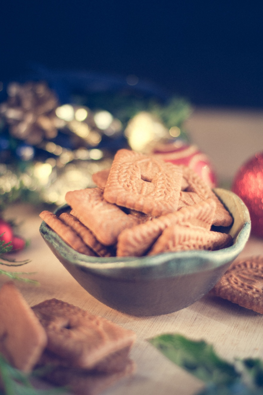 Лучшие рождественские десерты европейских кухонь (13 фото)