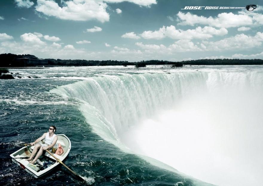 Гениальные идеи наружной рекламы (10 фото)