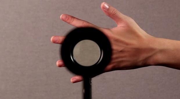 Удивительный эксперимент с линзами (1 фото + 1 видео)