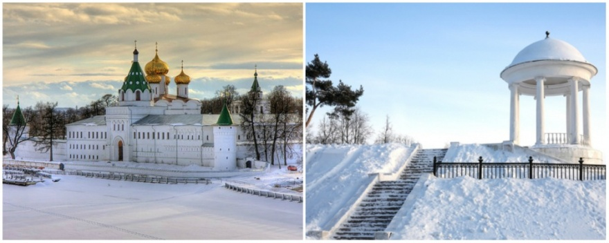 10 городов России, куда можно отправиться на Новый год (19 фото)