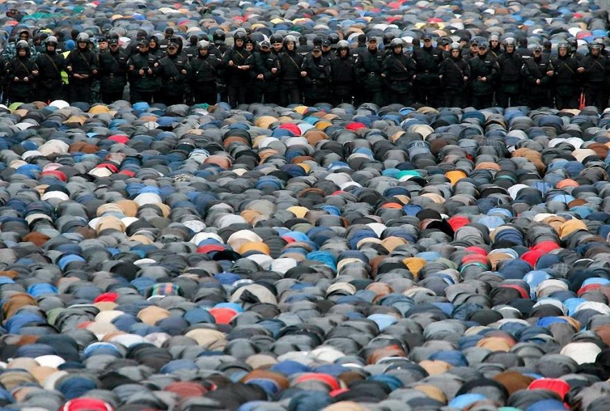 Лучшие фотографии репортеров REUTERS за 2014 год (35 фото)