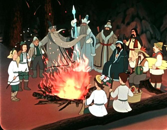 15 советских мультфильмов, которые приблизят ощущение праздника (16 фото)