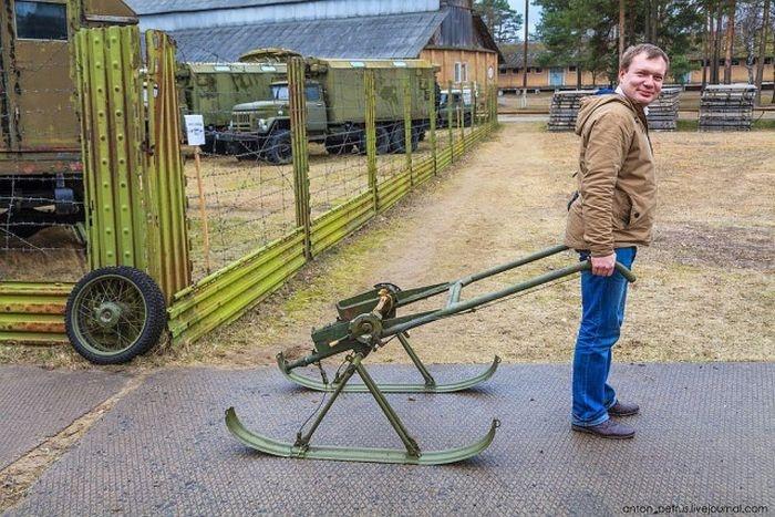 Беларусь: Прогулка по супермаркету военной техники (23 фото)