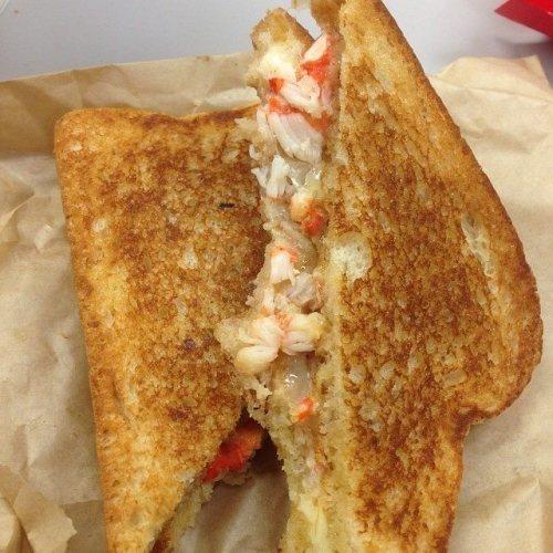 Вкусные сэндвичи на любой вкус (19 фото + 1 видео)