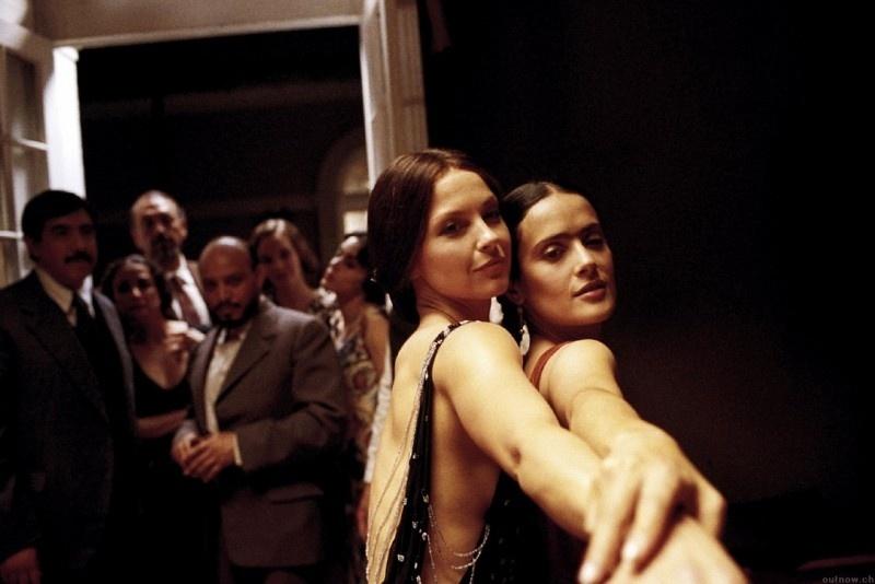 14 лучших сцен танго в кино (14 фото)
