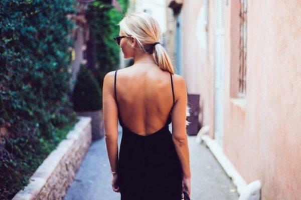 Какая красивая спина! (21 фото + 1 гифка)