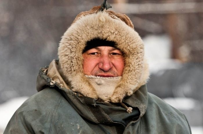 Очень непростая жизнь народа Эвенки (37 фото)