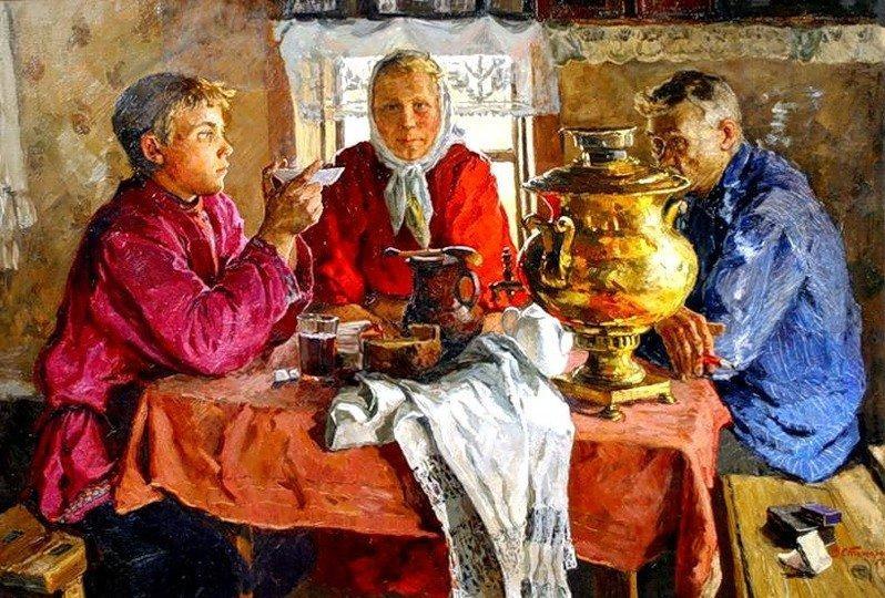 Международный день чая в России (15 фото)