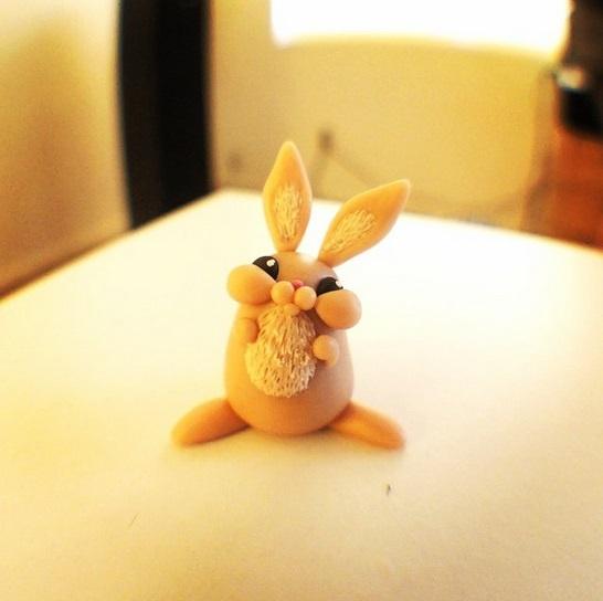 Очаровательные миниатюрные существа Мэки МакКенни (17 фото)