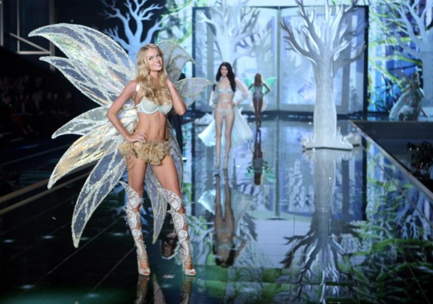 Самые сексуальные ангелы Victoria's Secret всех времен (21 фото)