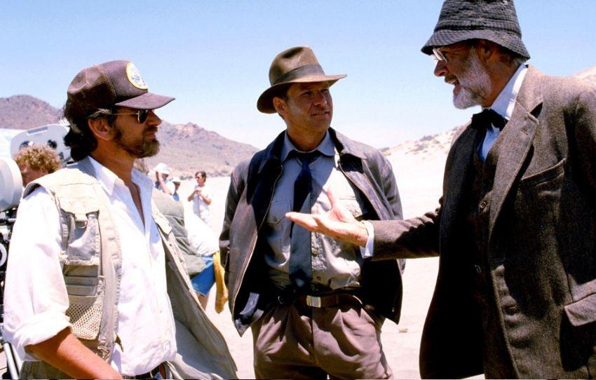Любопытные факты о съемках фильма про Индиану Джонс (23 фото + 3 гифки)