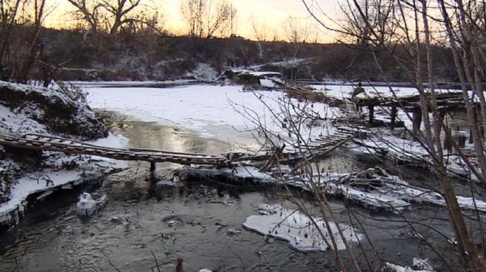 Орловская область: мост смерти больше не угрожает жителям (5 фото)