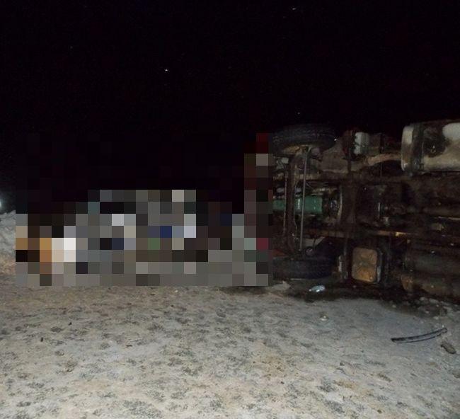 ХМАО: в Нижневартовском районе сотрудник ДПС серьезно пострадал, чтобы спасти детей (5 фото)