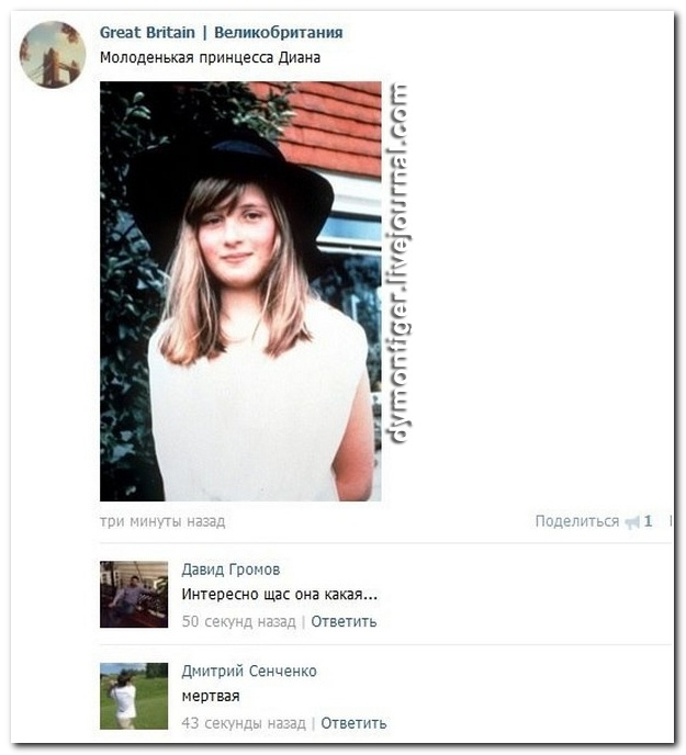 Смешные комментарии из социальных сетей от 18.12.2014 (11 фото)