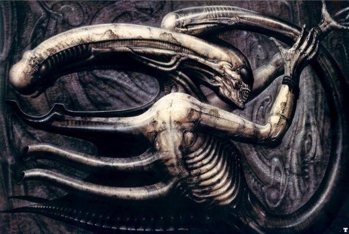 Интересные факты о съемках научно-фантастического фильма «Чужой» (9 фото)