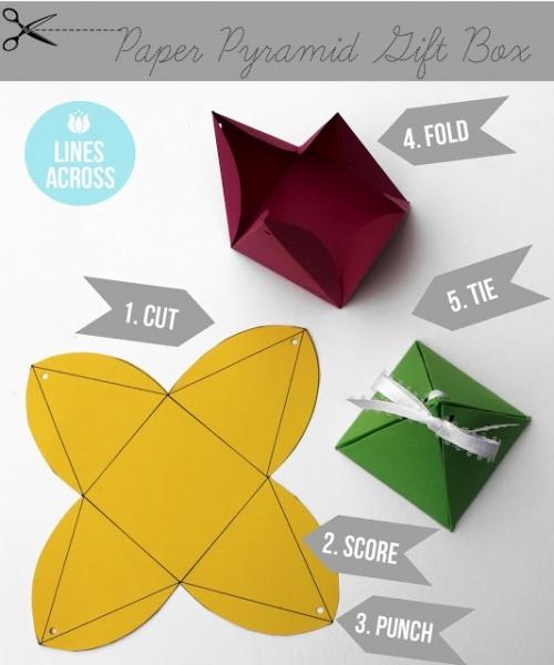 15 крутых идей для упаковки подарка (23 фото)