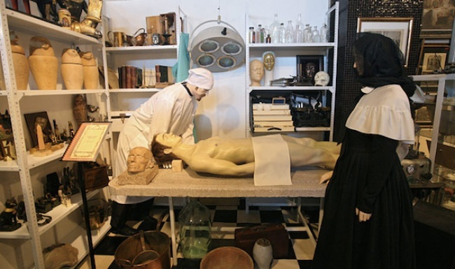 Самые необычные музеи России (18 фото)