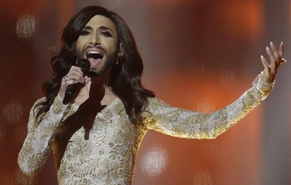 Кончита Вурст станет ведущим «Евровидения 2015» (2 фото)