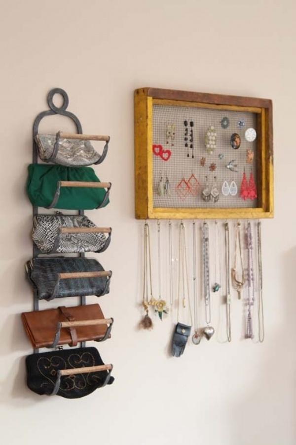 25 способов навести наконец-то порядок в шкафу (26 фото)