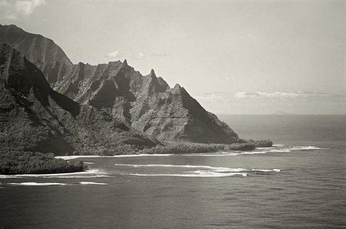 Гавайи: Тейлор Камп - рай для хиппи НЮ (19 фото)
