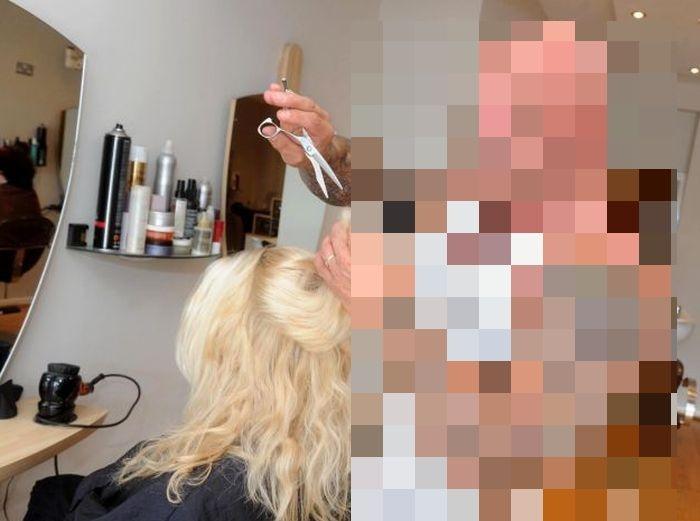 Великобритания: женский парикмахер и бодибилдер в одном лице (11 фото)
