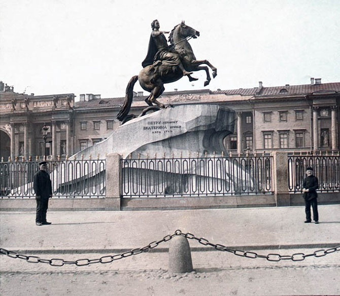 Фотографии России в 1896 году (19 фото)
