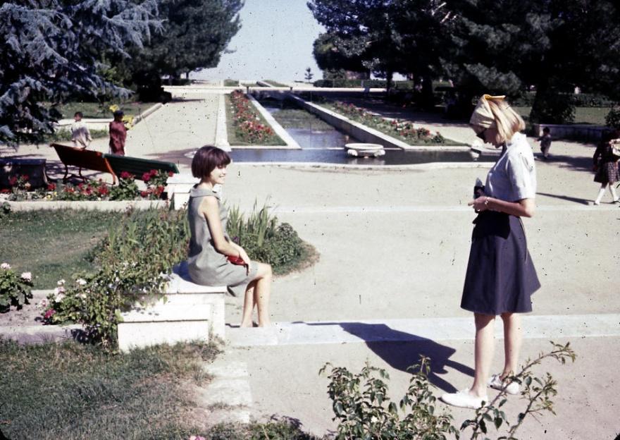 Любопытные исторические моменты, запечатлённые на фотографиях (19 фото)
