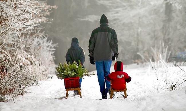 20 семейных традиций, без которых невозможно представить Новый год (3 фото)