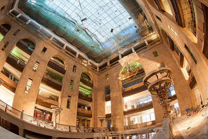 Самые большие механические часы в мире (24 фото)