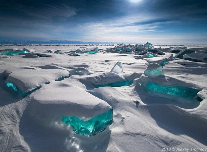 15 невероятных мест нашей планеты (15 фото)