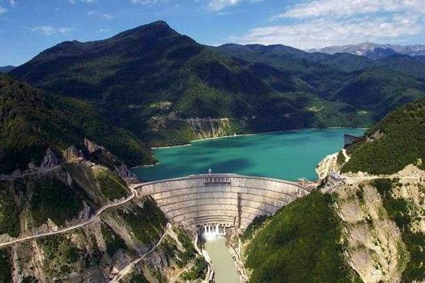 Самые высокие плотины в мире (25 фото)