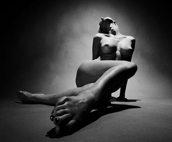 Эротические снимки Гюнтера Кнопа (18 фото)
