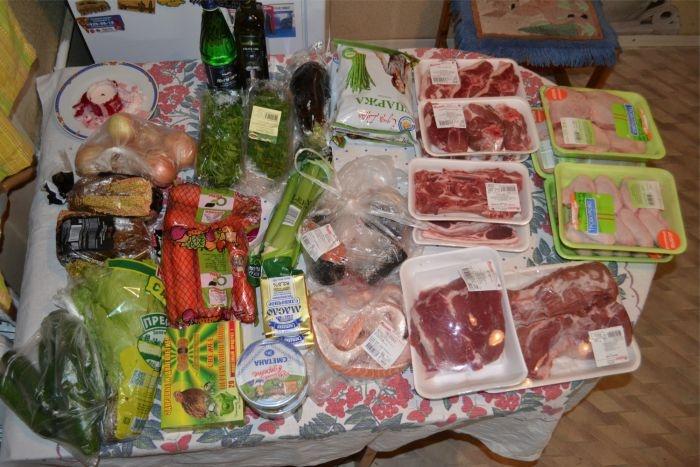 Фотоотчет о подготовке к мужскому пивному вечеру (25 фото)
