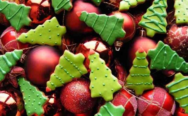 10 самых вкусных новогодних ёлок (11 фото)