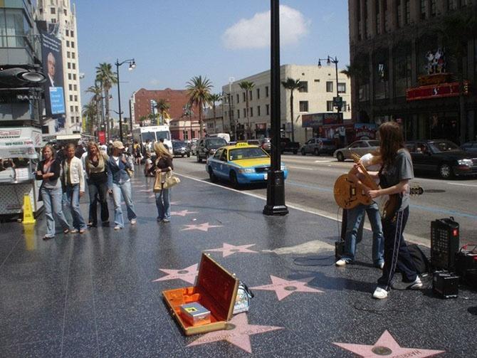 10 интересных фактов о Голливуде (10 фото)