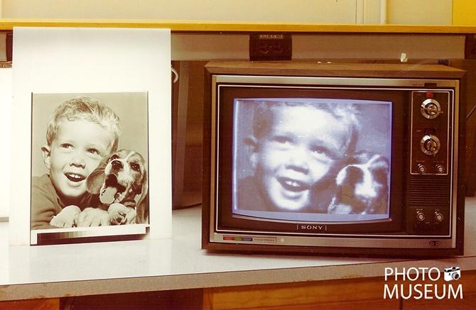 Как появилась первая цифровая камера (6 фото)