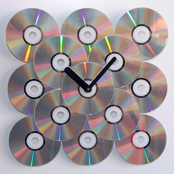 Что можно сделать со старыми CD-дисками? (20 фото)