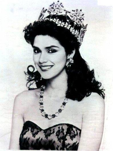 Победительницы конкурса «Мисс мира» 20-го века (52 фото)