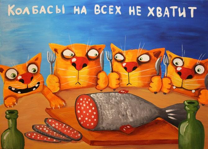 Вася Ложкин — гений стёба (15 картинок)