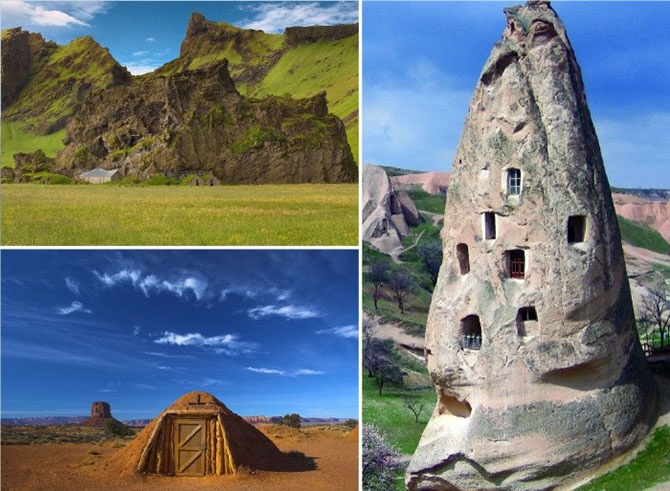 14 экологичных жилищ, которые вызовут восторг у каждого (15 фото)