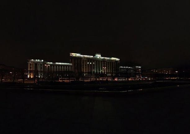 Призраки Петербурга (9 фото)