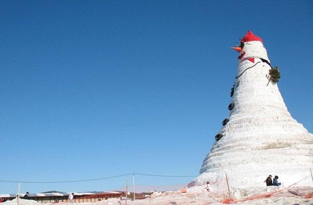 Интересные факты про снег, которые вы могли не знать (6 фото + 4 видео)