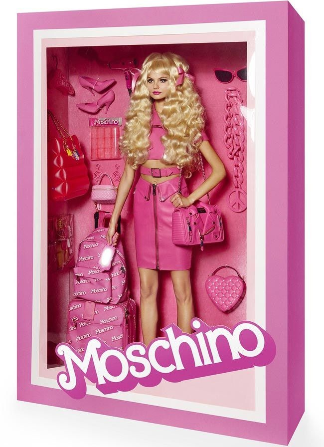 Модели, превратившиеся в кукол Барби (13 фото)