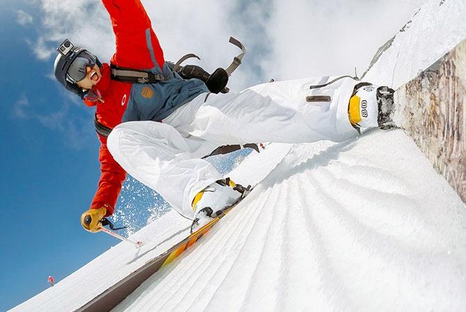 Снежные гаджеты (15 фото)