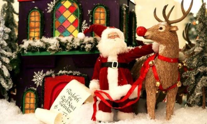 Мифы и легенды Рождества (8 фото)