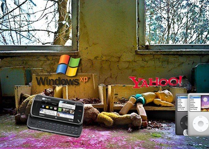 Электронные продукты, покинушие нас в 2014 году (18 фото)